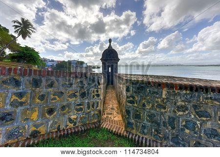 Paseo Del Morro - San Juan, Puerto Rico