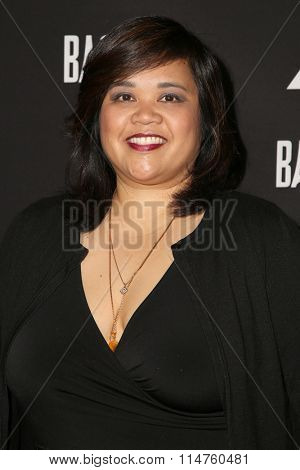 vLOS ANGELES - JAN 14:  Ellen D. Williams at the Baskets Red Carpet Event at the Pacific Design Center on January 14, 2016 in West Hollywood, CA