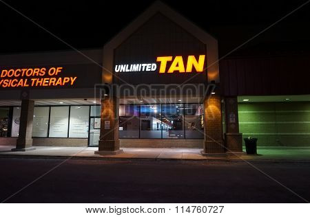 Unlimited Tan