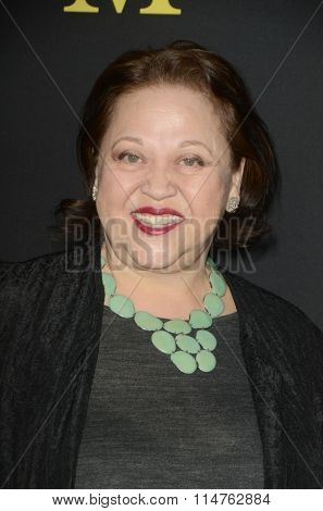 LOS ANGELES - JAN 14:  Amy Hill at the Just Add Magic Amazon Premiere Screening at the ArcLight Hollywood Theaters on January 14, 2016 in Los Angeles, CA