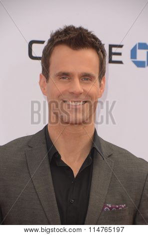 LOS ANGELES - JAN 16:  Cameron Mathison at the Kung Fu Panda 3 Premiere at the TCL Chinese Theater on January 16, 2016 in Los Angeles, CA