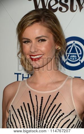 vLOS ANGELES - JAN 9:  Brianna Brown at the The Art of Elysium Ninth Annual Heaven Gala at the 3LABS on January 9, 2016 in Culver City, CA