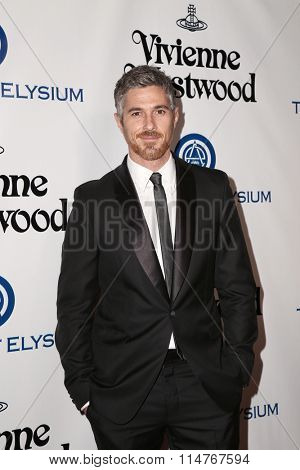 vLOS ANGELES - JAN 9:  Dave Annable at the The Art of Elysium Ninth Annual Heaven Gala at the 3LABS on January 9, 2016 in Culver City, CA