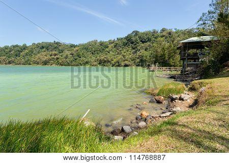 Sulphurous Lake - Danau Linow