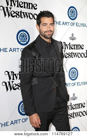 vLOS ANGELES - JAN 9:  Jesse Metcalf at the The Art of Elysium Ninth Annual Heaven Gala at the 3LABS on January 9, 2016 in Culver City, CA