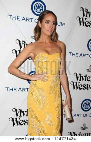 vLOS ANGELES - JAN 9:  Louise Roe at the The Art of Elysium Ninth Annual Heaven Gala at the 3LABS on January 9, 2016 in Culver City, CA