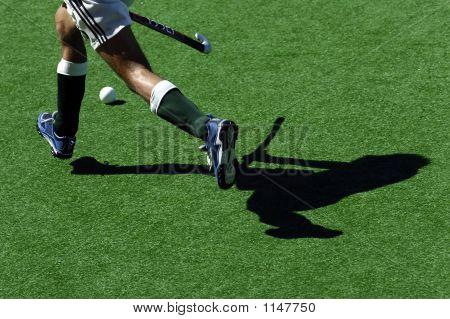Sombras de hockey