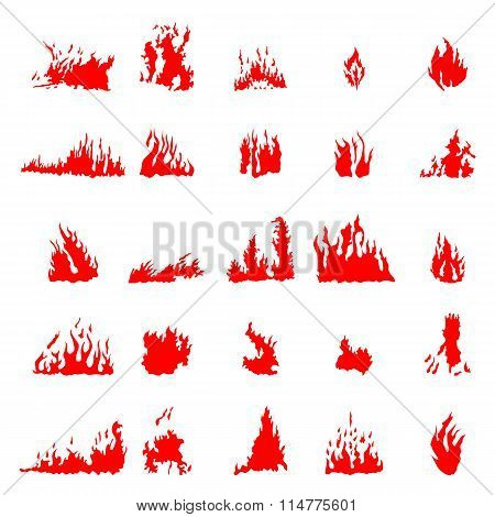 Fire flames silhouette set. Fire flames silhouettes. Fire flames silhouettes art. Fire flames silhouettes web. Fire flames silhouettes new. Fire flames set. Fire flames set art. Fire flames set web