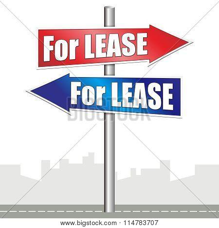 Vector Properties Arrow Sign