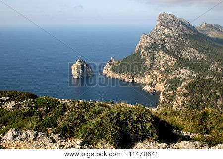 Bizarre Cabo Formentor (Majorca, Spain)