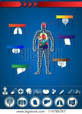 Infographic Medicine