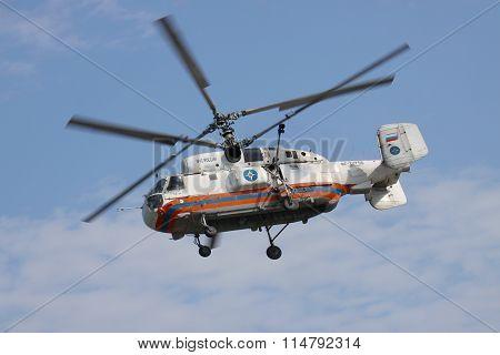 Kamov Ka-32 Rescue Helicopter