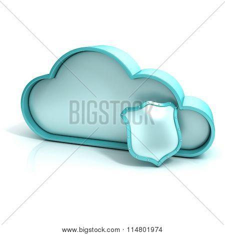 Cloud shield 3D
