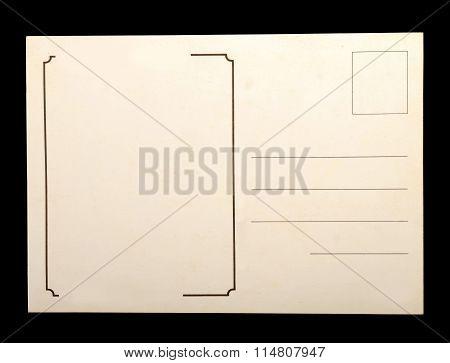 Old Postal Card
