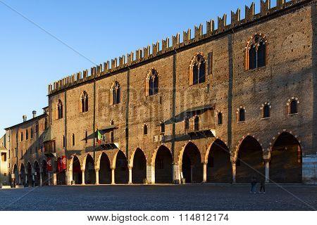 Mantova Ducal Palace
