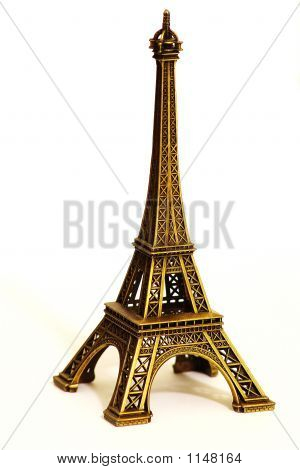 Eiffel Tower Miniature