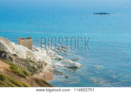 White Tip, Agrigento In Sicily - Italy