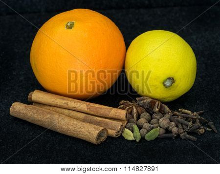 Spices For Traditional Mulled Wine