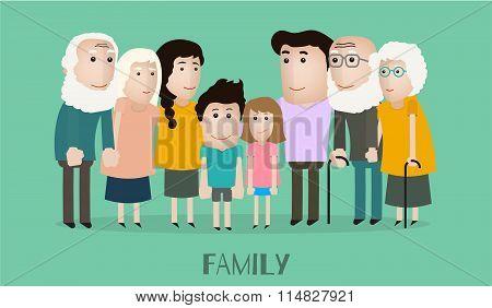 Vector fun family
