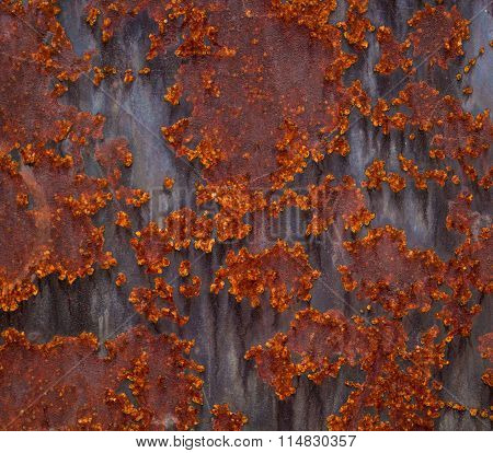 Corroded Rusty Texture