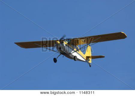 kleinen Flugzeug