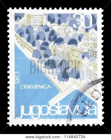 Yugoslavia 1963