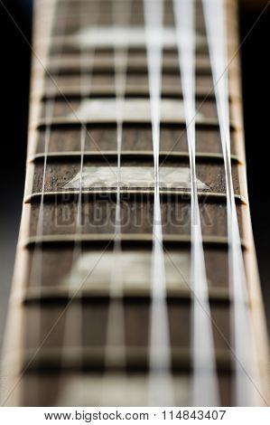 Electric Guitar Dectail