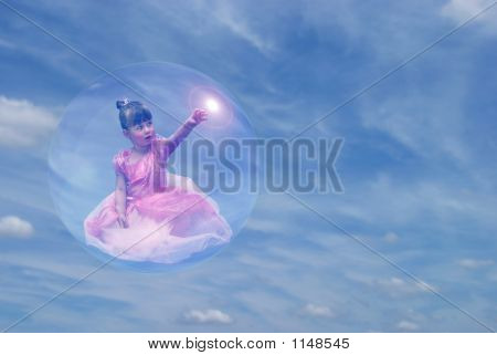Bubble Princess Girl
