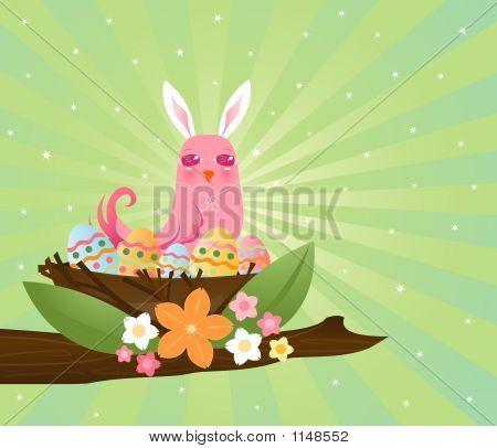 Easter Egg Nester