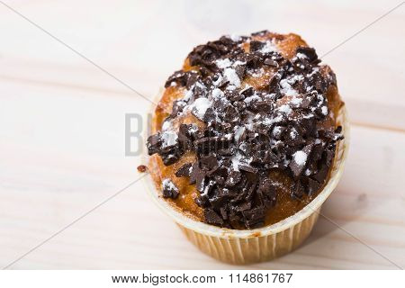One Fresh Delicious Muffin