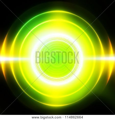 colorful vector rings