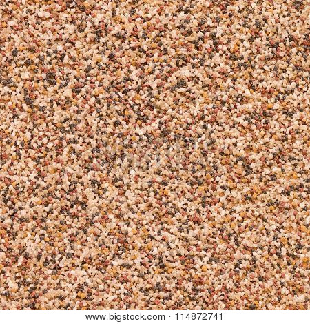 Seamless Sand Grain Texture Background