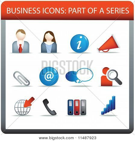 Business Icon Series 2