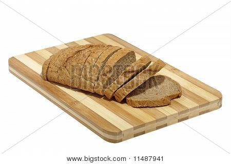 Bread.isolated.