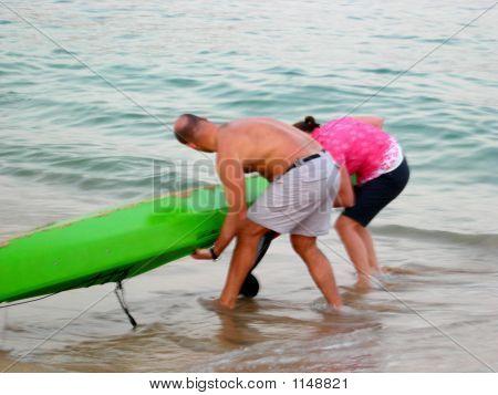 People Water Sport