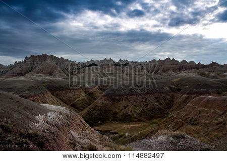 Hills Ahead
