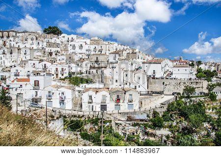 Monte Sant Angelo - South Italy Village - Gargano - Puglia