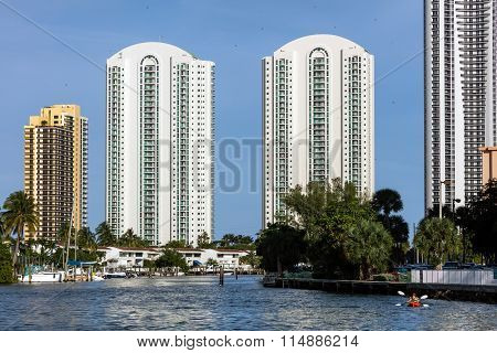 Sunny Isles Beach City, Florida