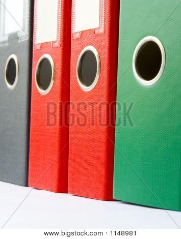 Paperwork Binders