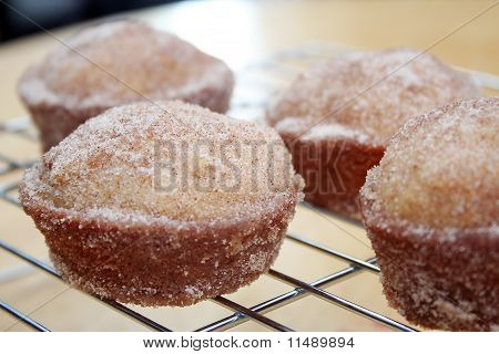 Muffins de donut