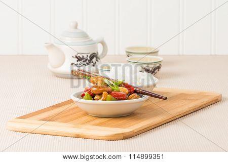 Cashew Chicken And Rice