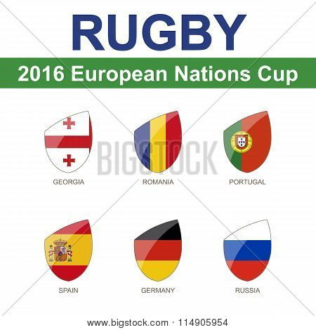 Rugby 2016 European Nations Cup