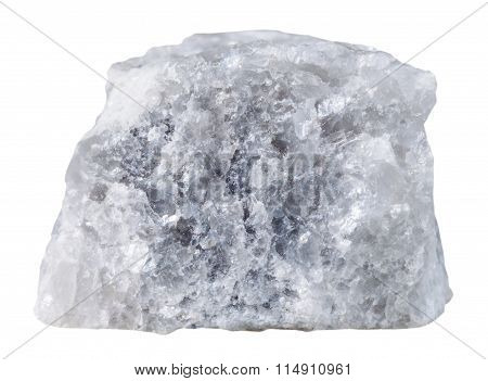 Specimen Of Marble Mineral Stone Isolated