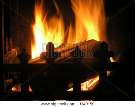 Cosy Fire Place