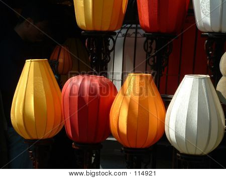 Age-old Lamp-shade