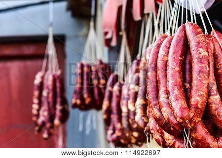 Italian pork sausage