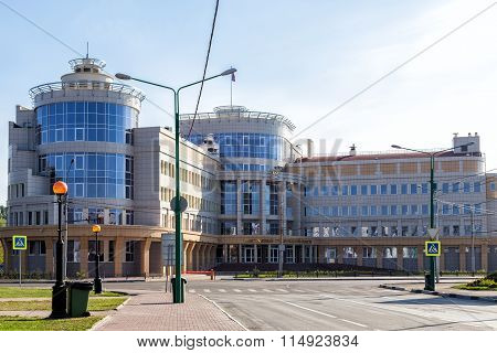 Arbitration Court of Lipetsk region. Russia