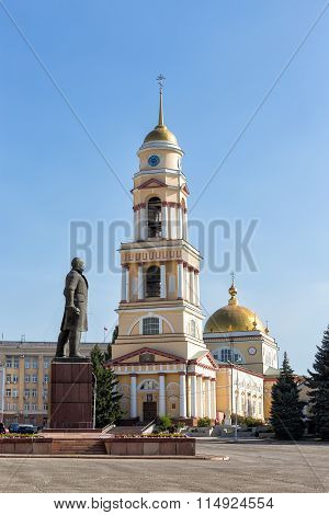 Cathedral of the Nativity. Lipetsk. Russia