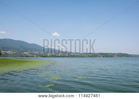 Lake Of Varese, Italy