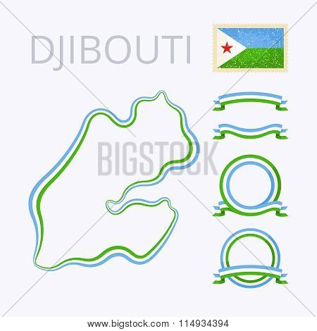Colors Of Djibouti